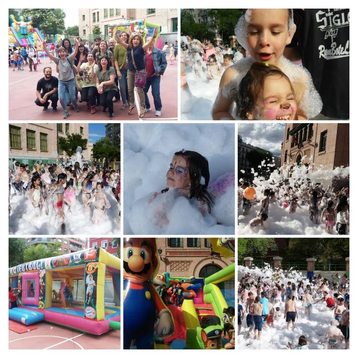 Fiesta de la espuma 2016