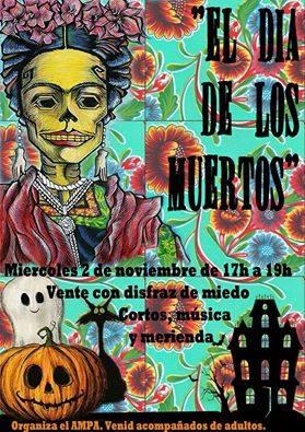 Fiesta 2 de noviembre - El día de los muertos