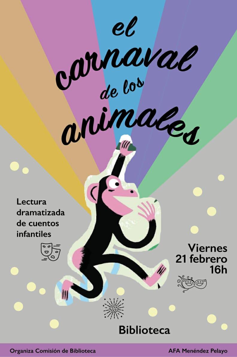 carnaval de los animales poster