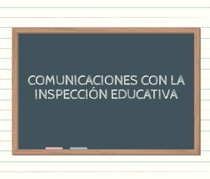 Comunicacion Inspección