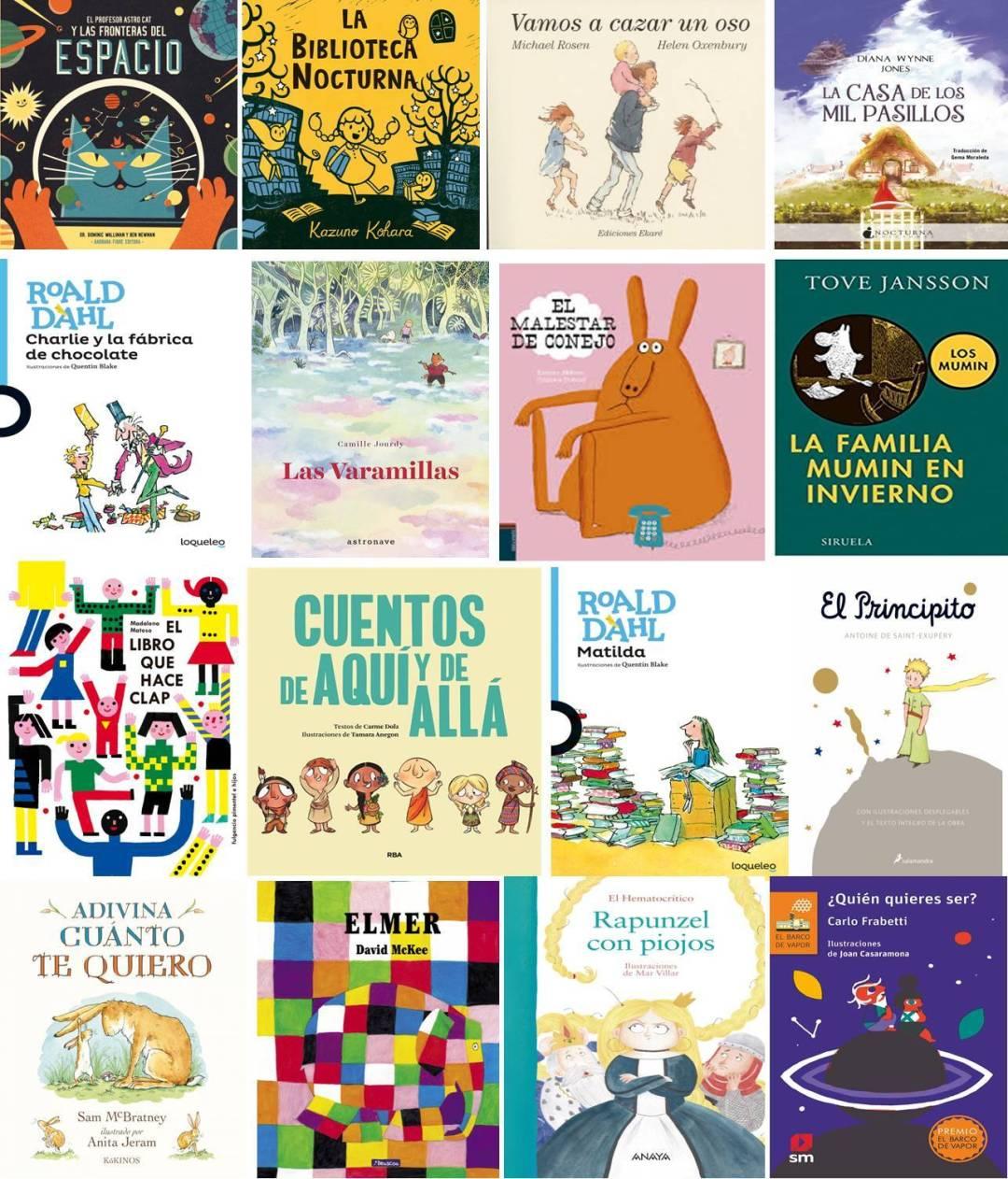 Selección cuentos Biblioteca
