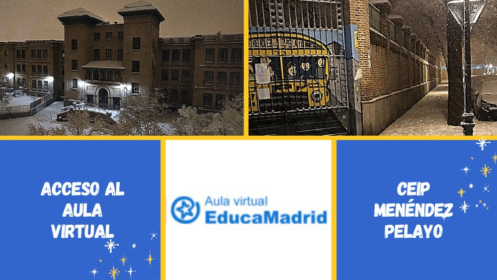 Aula Virtual Menéndez Pelayo